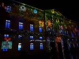 Le spectacle son et lumière de Noël à Annecy
