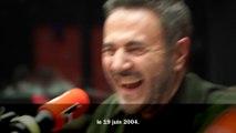 Antoine de Caunes joue un nouveau tour à son ami José Garcia - Popopop
