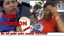 Migrante que rechazó frijoles molidos ofrece disculpa a Mexico
