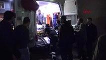 Şanlıurfa Ceylanpınar'da Kamyonet Şarampole Devrildi 4 Yaralı