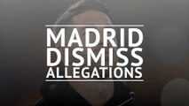 Real Madrid dismiss allegations Ramos failed drugs test