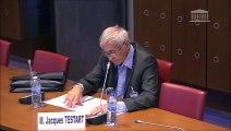 Audition du prof Jacques Testart à l' Assemblée nationale - 6 Sept 2018 (PMA FIV DPI)