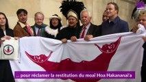 Île de Pâques : la lutte des Rapa Nui pour la restitution du moaï Hoa Hakananai'a
