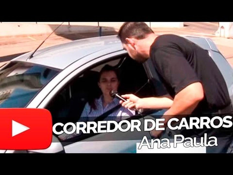 Ana Paula - Corredor de Carros