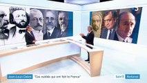Jean-Louis Debré redonne vie aux illustres inconnus qui ont fait la France