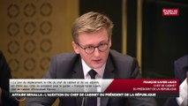 François-Xavier Lauch : « Alexandre Benalla n'a pas exercé de missions de police »