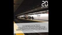 La station de métro World Trade Center Cortlandt rouvre 17 ans après sa destruction