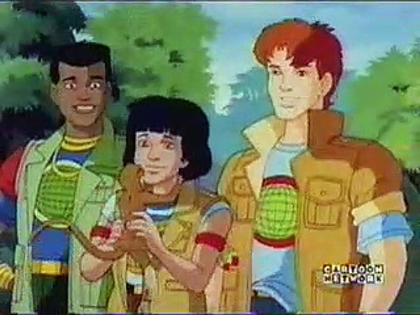 Captain Planet And The Planeteers S02E17 Summit To Save Earth (1)