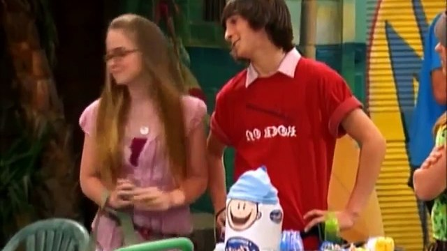 Hannah Montana S01 E21 My Boyfriend's Jackson And There's Gonna Be Trouble.