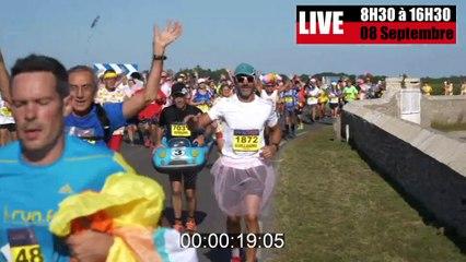 Replay-Ambiance/Footage N° 1-Marathon du Medoc 2018