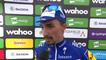 Alaphilippe «L'objectif principal était de garder le maillot» - Cyclisme - T. Grande-Bretagne