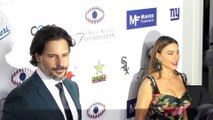 Joe Manganiello and Sofia Vergara at The Brent Shapiro Foundation Summer Spectacular at The Beverly Hilton Hotel in Beverly Hills