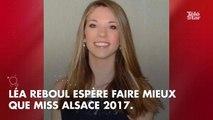 PHOTOS. Miss France 2019 : la sublime Léa Reboul élue Miss Alsace 2018