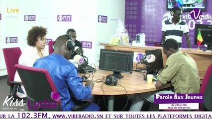 """PAJ DU 03 JUIN 18. Mandiaye pose le débat dans votre émission #ParoleAuxJeunes sur """"Les défis numériques pour un développement durable du Sénégal par les jeunes """" avec  Jeanne Diaw"""