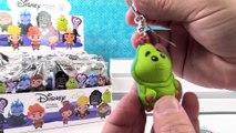 Disney Figural Keyring Series 15 Monogram Blind Bag Opening _ PSToyReviews