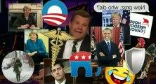 Late Late Show with James Corden S02 - Ep153 Adam Scott, Michael Peña, Bea Miller HD Watch