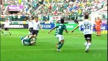 Palmeiras x Corinthians (Campeonato Brasileiro 2018 24ª rodada) 2° tempo