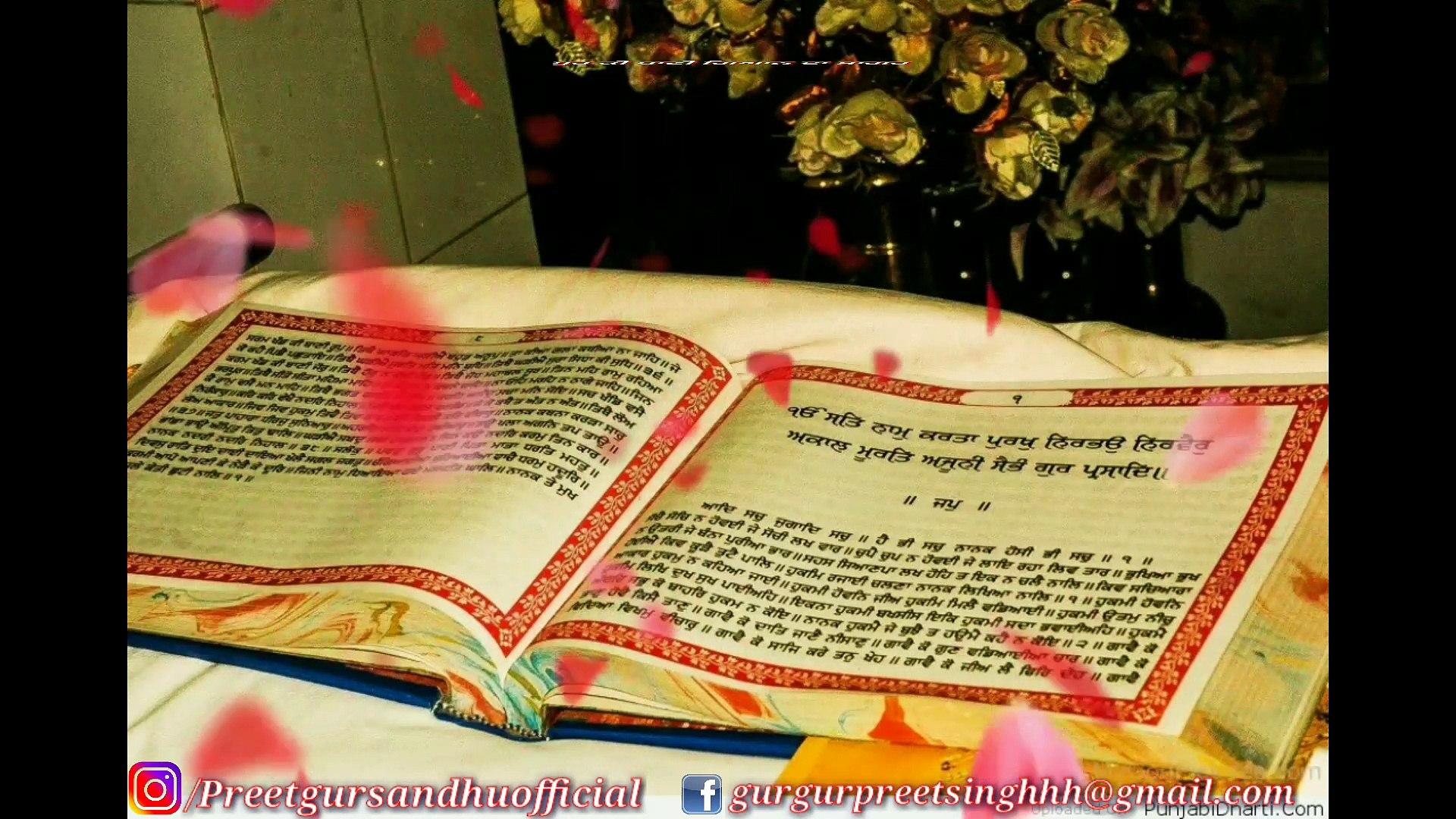Guru Maneyo Granth Best Dharmik Whatsapp Status 2018