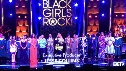 Black Girls Rock'18-Ending Credits