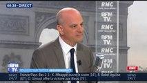 Jean-Michel Blanquer confirme la prime annuelle de 1000€ pour les enseignants en REP+