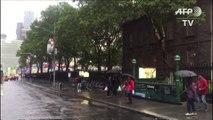 إعادة فتح محطة قطارات في نيويورك مغلقة منذ هجمات ١١ أيلول/سبتمبر