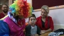 Sivas'ta okula uyum eğitimi başladı