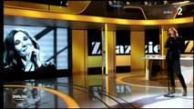 "Zazie : ""Speed"" en live sur France2"