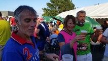 L'après semi-marathon Auray-Vannes - Après l'effort le réconfort