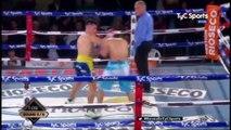 Damian Alejandro Rojas vs Luis Javier Aumada (18-08-2018) Full Fight