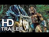 Mega Predator Vs Predator (FIRST LOOK - Fight Scene MovieClip) The Predator 2018 Movie Clip HD