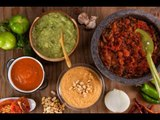 4 Salsas Mexicanas | Mexican Sauces