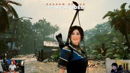 Test vidéo - Shadow of the Tomb Raider - Démo du Mode Photo et Visite de la Ville
