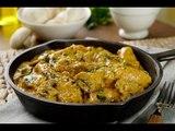 Pollo Stroganoff| Cómo cocinar POLLO con recetas FRANCESAS