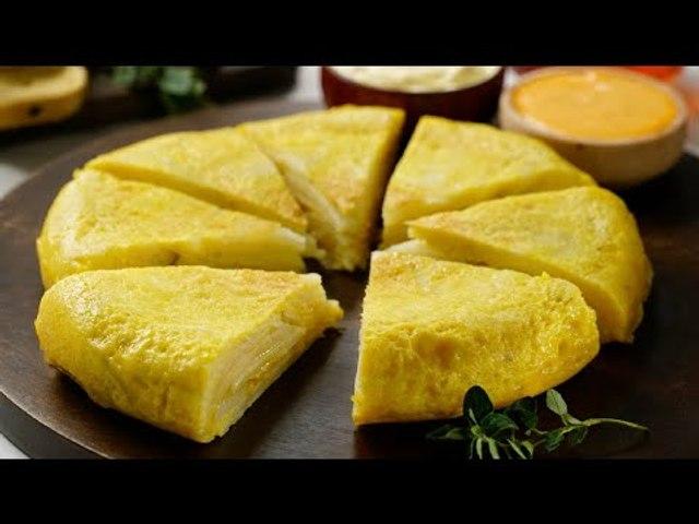 Tortilla Española de Patata