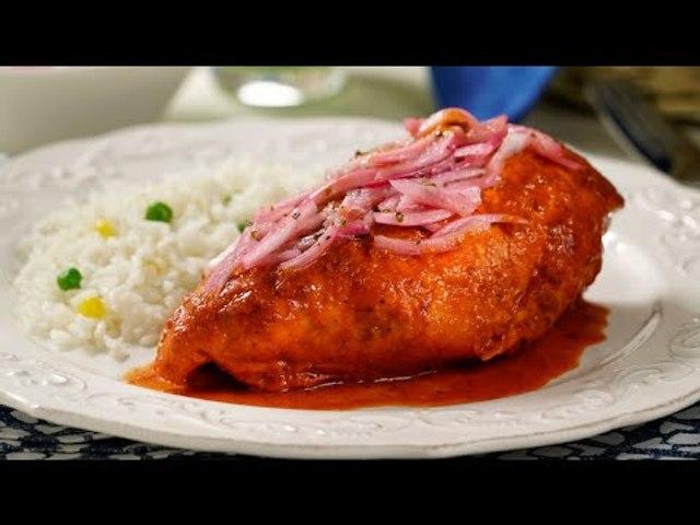 Pollo Pibil