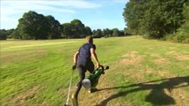 Swing and run at the British Open Speedgolf Championships