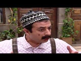 باب الحارة ـ ابو عرب بدو ينتف شوارب ابو شهاب شعرة شعرة ـ ايمن رضا ـ أندريه سكاف