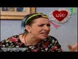 مع نورمان اسعد في دور البدوية !!! مقطع مضحك باللهجة البدوية
