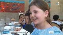 Cantines : menus végétariens à l'école