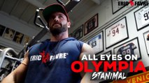 Stanimal's Final Gold's Gym Training 7 Days Out From Olympia 2018 | All Eyes On Olympia
