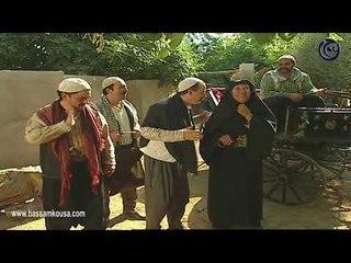 ليالي الصالحية ـ زيارة ام مخرز الارض تبع ابنها ـ بسام كوسا