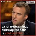 Les Français de plus en plus sévères envers les traits de personnalité d'Emmanuel Macron
