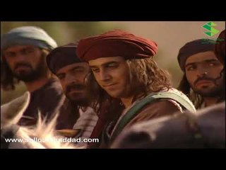 الزير سالم ـ عودة سالم لجلب الرجال لقتل الملك ـ سلوم حداد4