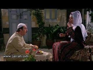 باب الحارة - أبو بدر ممنوع يقعد عالكرسي .. بس فوزية معليش !! محمد خير جراح و شكران مرتجي