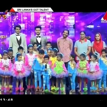 Sri Lanka's Got Talent - Season 01 Episode 26 - 2018.09.09