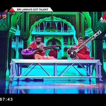 Sri Lanka's Got Talent - Season 01 Episode 25 - 2018.09.02