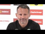 Wales 4-1 Ireland - Ryan Giggs Full Post Match Press Conference - UEFA Nations League