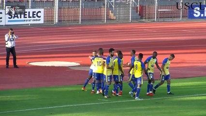 N2 J06 : les buts de USCL 6 - 1 ARRAS
