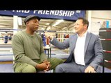 Lennox Lewis EXCLUSIVE: Compares Anthony Joshua, Tyson Fury & Deontay Wilder- BOXING