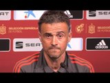 Luis Enrique Full Pre-Match Press Conference - England v Spain - UEFA Nations League